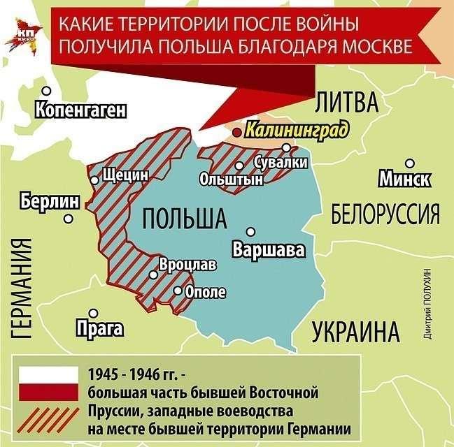 Польша – Великая Ржачь Посполитая. Пора восстановить справедливость в отношении Польши