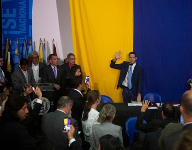 Цветная революция в Венесуэле проиграна, но США не признают это до выборов