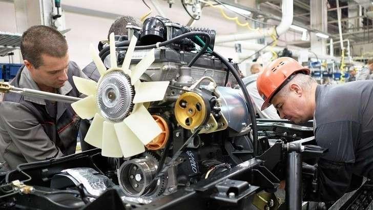 Российские ученые разработали способ удвоить ресурс моторов из алюминия