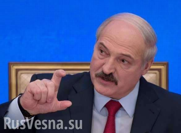 «Нас поставили раком», – Лукашенко заявил, что Белоруссии надо перестать быть «пушистой и белой»  (ВИДЕО) | Русская весна