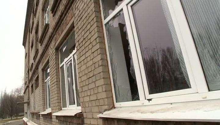 На юго-востоке Украины продолжают гибнуть мирные люди