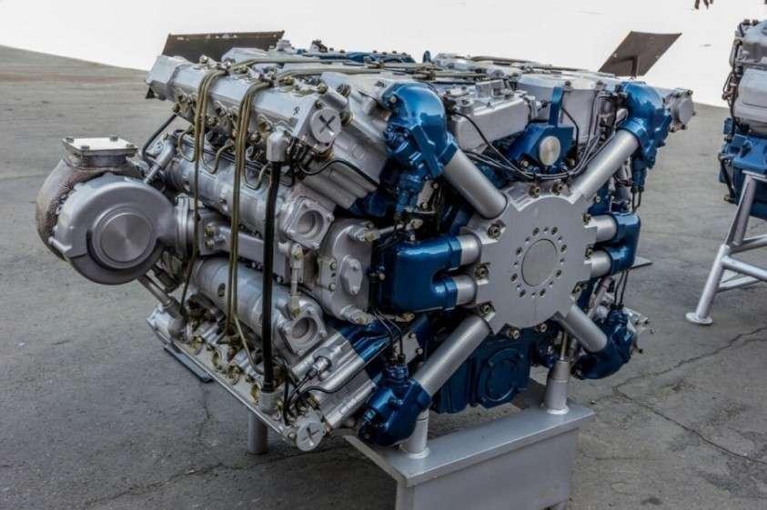 Разработка двигателя для «Арматы» Т-14 проведена успешно
