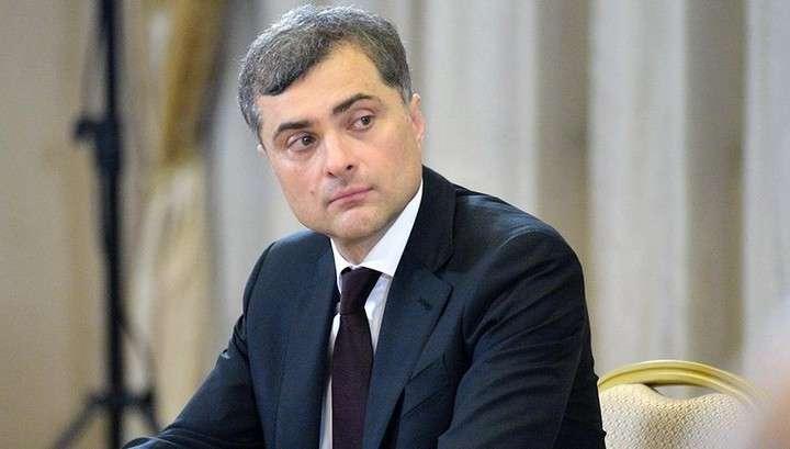 Песков прокомментировал новость об отставке Суркова