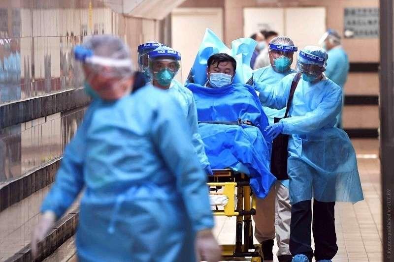 Вирус-убийца добрался до Москвы? – в столичной гостинице массово заболели китайцы (ВИДЕО)