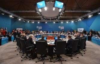 Украинский вопрос стал главной темой двусторонних встреч Владимира Путина в Брисбене