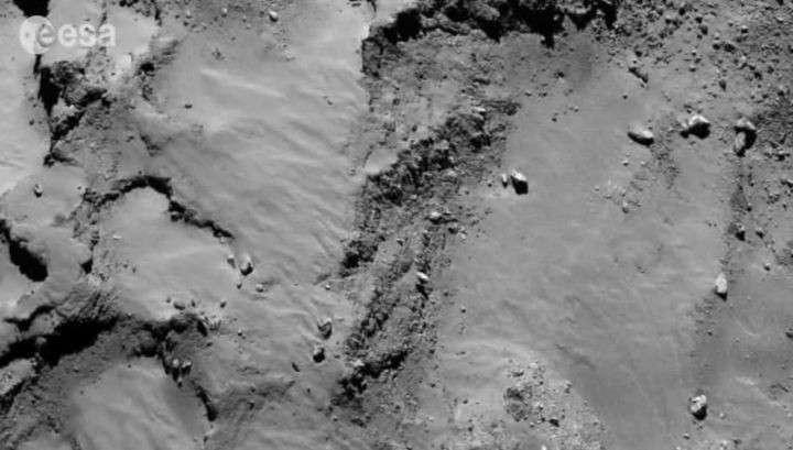 Комета Чурюмова-Герасименко: не путать пушистое с мягким