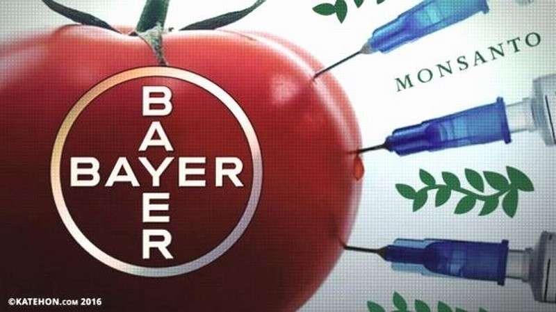 Химический ГМО-монстр Байер построит в Липецкой области завод по производству агрохимии