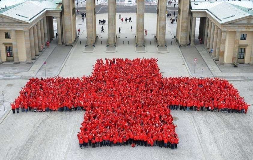 Красный крест – троянский конь международной мафии.