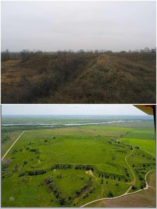 До сих пор в некоторых местах растет колючий терновник (Аннинская крепость). мgeocaching.su/ pikabu.ru.