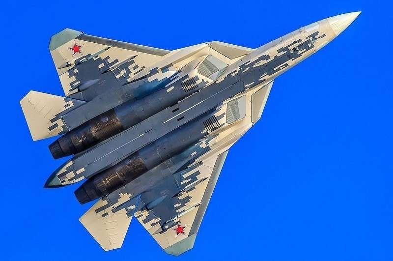 Су-57 – лучшему русскому истребителю пришлось бороться за выживание