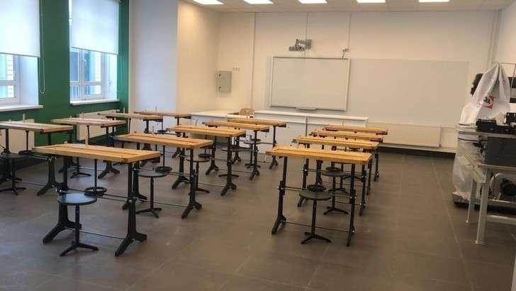 В Новой Москве открыта школа на 1100 учеников