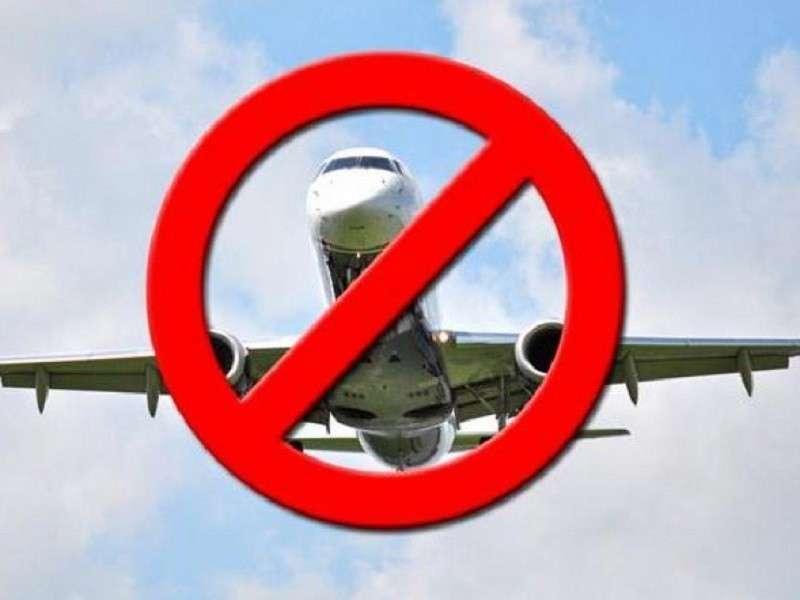 Российские авиакомпании приостанавливают полеты в Китай