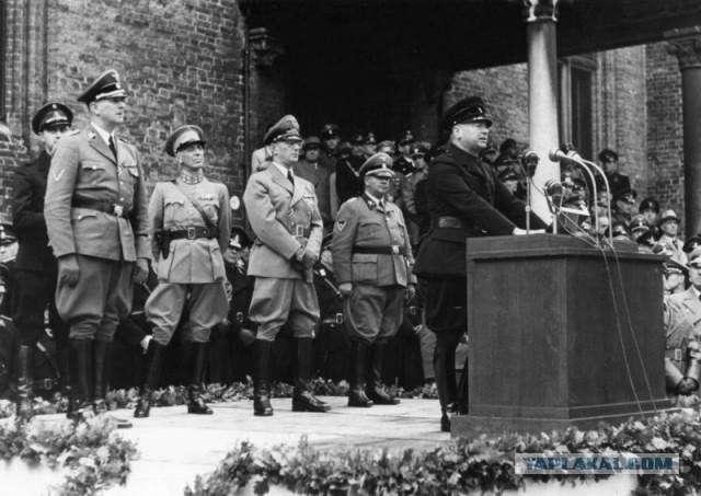 Нидерланды покаялись за Холокост. Только за Холокост и только перед евреями