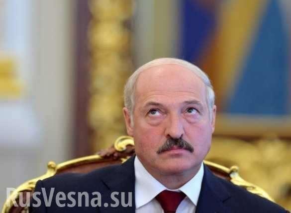 Лукашенко заигрался: Москва может жёстко ответить на шантаж   Русская весна
