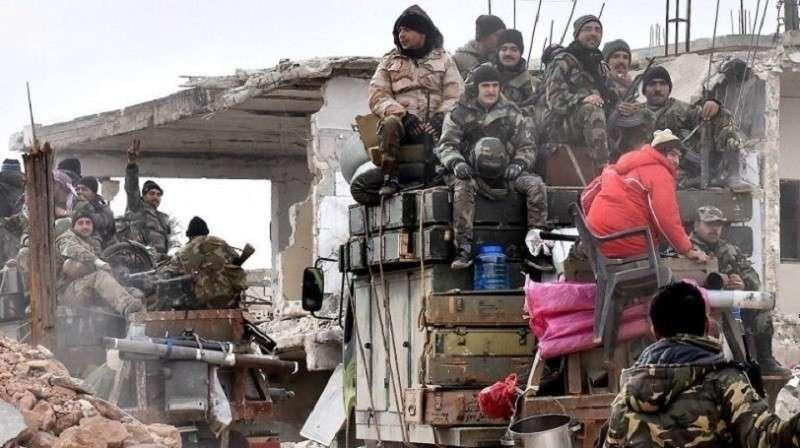 Война в Сирии вновь превратилась в кровавую бойню