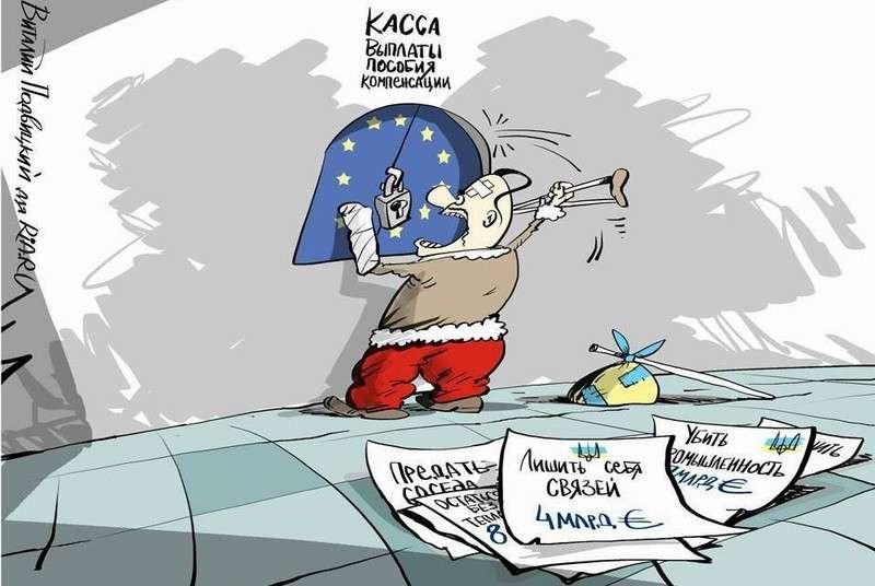 Завтра украинцам будет Брексит. Расколотая Европа – это смертный приговор для Украины