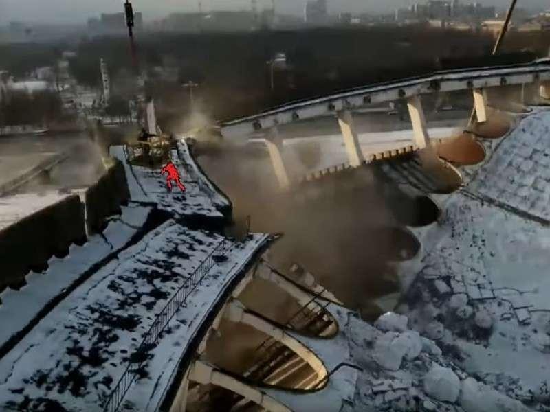Сестра погибшего под завалами СКК «Петербуржский» рассказала о трагедии