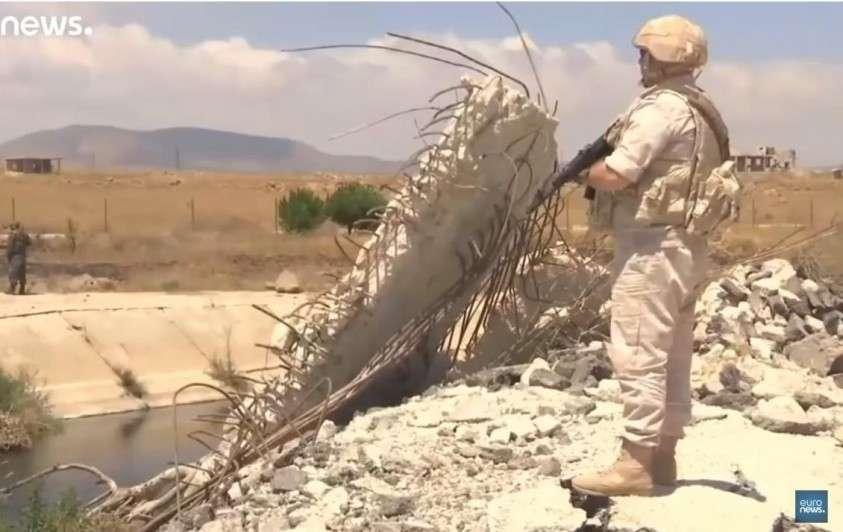 В ООН призвал террористический Израиль полностью уйти с оккупированных Голанских высот