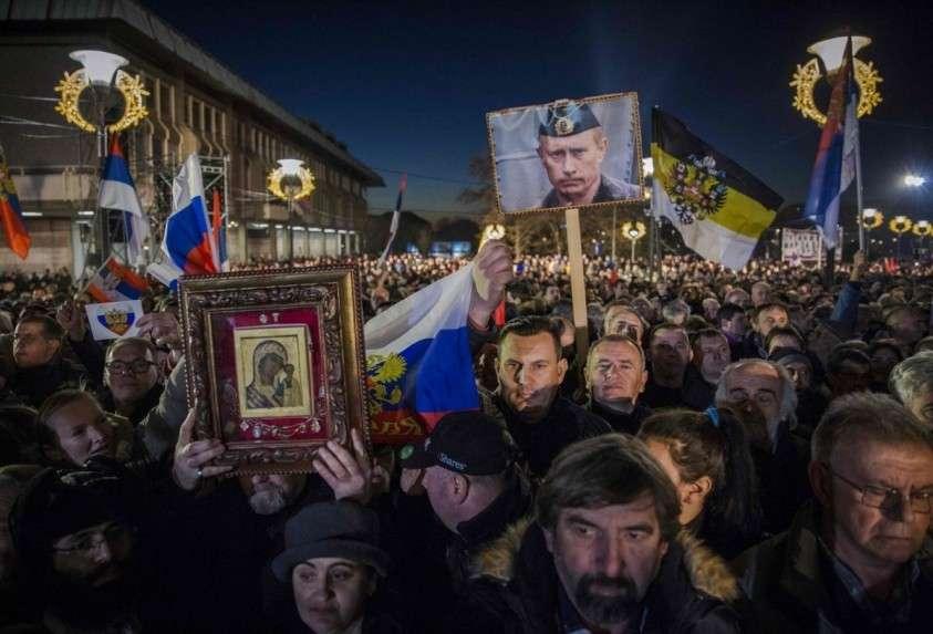 Победа в Черногории. К власти пришли пророссийские силы