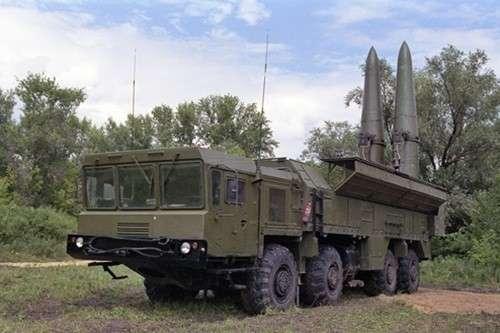 В Тоцком-2 разместят ракетные комплексы «Искандер-М»