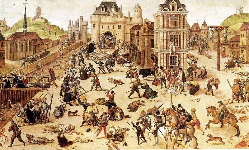 История Европы – история преступлений