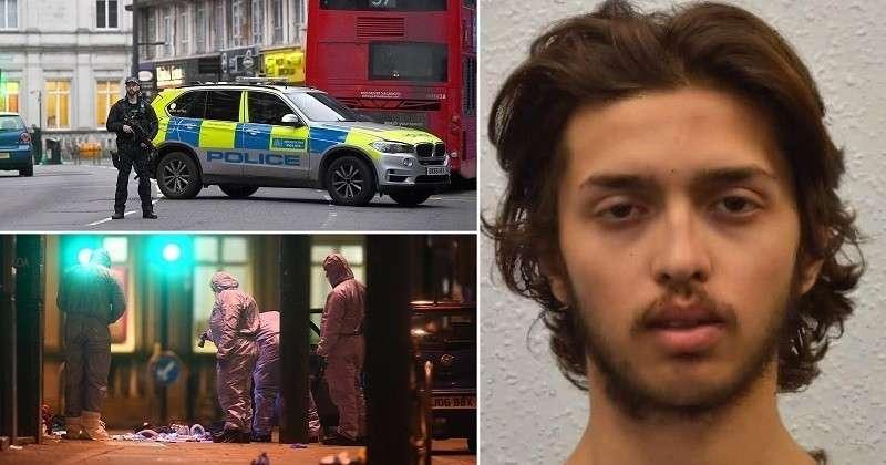Теракт в Лондоне совершил опаснейший террорист, вышедший на свободу неделю назад