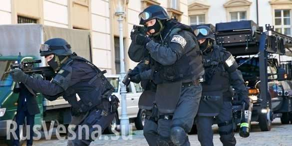 Германия. Сотни полицейских начали задержания и обыски у чеченцев. Что происходит? | Русская весна