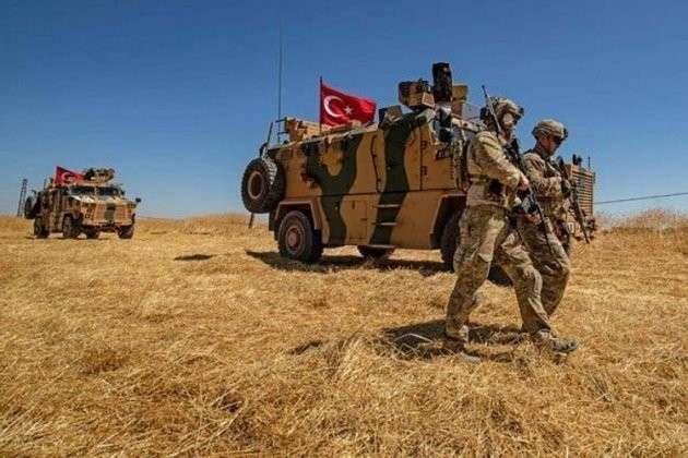 Турция пытается ограничить действия сирийской армии своими кордонами