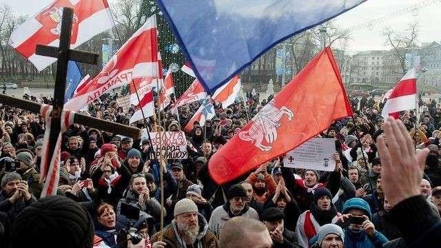 Белоруссия на перепутье: Союзное Государство и поведение Лукашенко