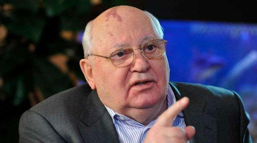 Немецкий депутат: Иуда Горбачёв продал Советский Союз НАТО
