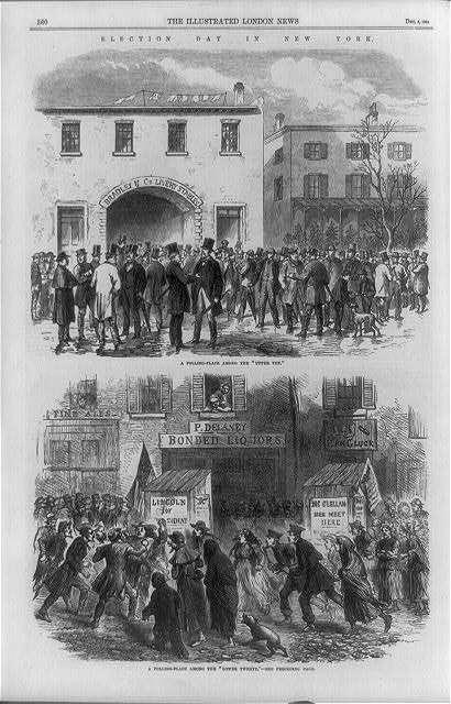 История преступлений на «демократических» выборах в США: голосуй или умри