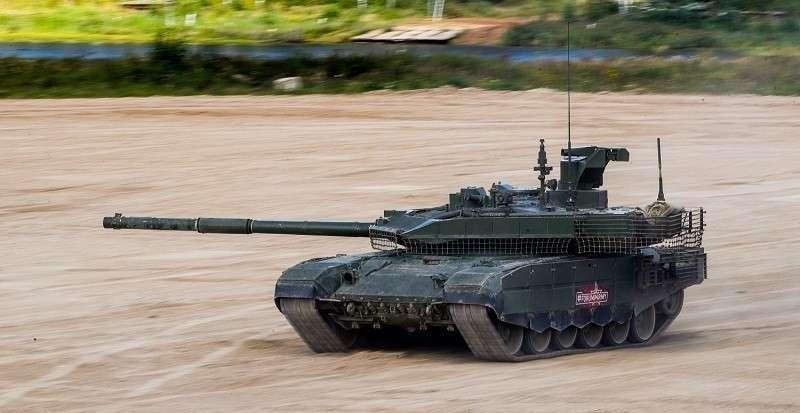 Новейший танк Т-90М