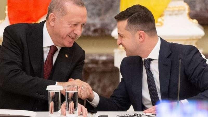 Эрдоган общается с Зеленским ради оказания давления на позицию России