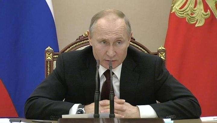 Путин: у нового правительства нет ни минуты на раскачку. Другой шанс будет не скоро