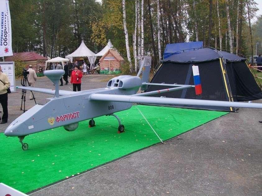 Минобороны подписало контракт на 10 беспилотников «Форпост-Р»