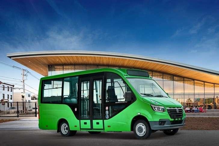 ГАЗ сертифицировал малый городской автобус нового поколения. Скоро в серию!