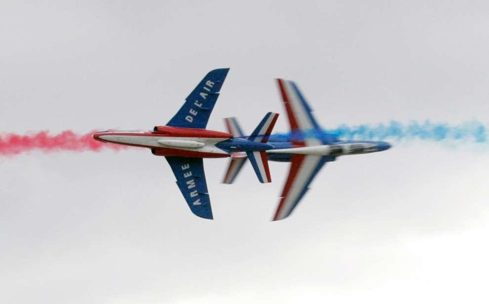Сообщившие о вторжении СМИ перепутали российский военный самолет с французским