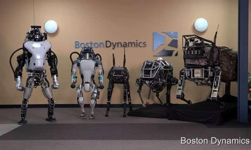 «Прогресс» робототехники США – обычная имитация?