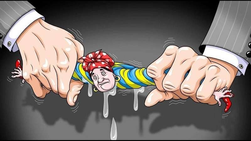 Украина 2020: Почему украинцев планомерно уничтожают и как это остановить