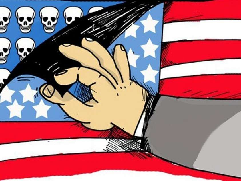 Марк Твен: мы, англичане и американцы – воры, разбойники и пираты, чем и гордимся