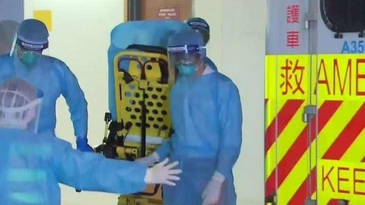 Коронавирус: ВОЗ ищет способ вывести людей с заражённого круизного лайнера