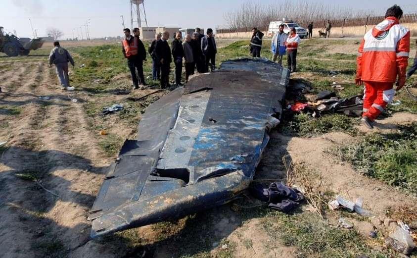СМИ узнали об иске Канады к Ирану на $1 млрд за сбитый украинский самолет