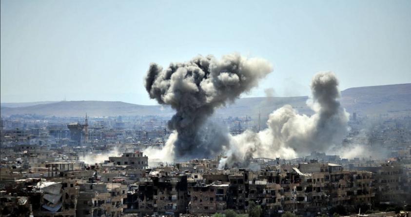 Почему США против разгрома «исламских террористов» в Сирии