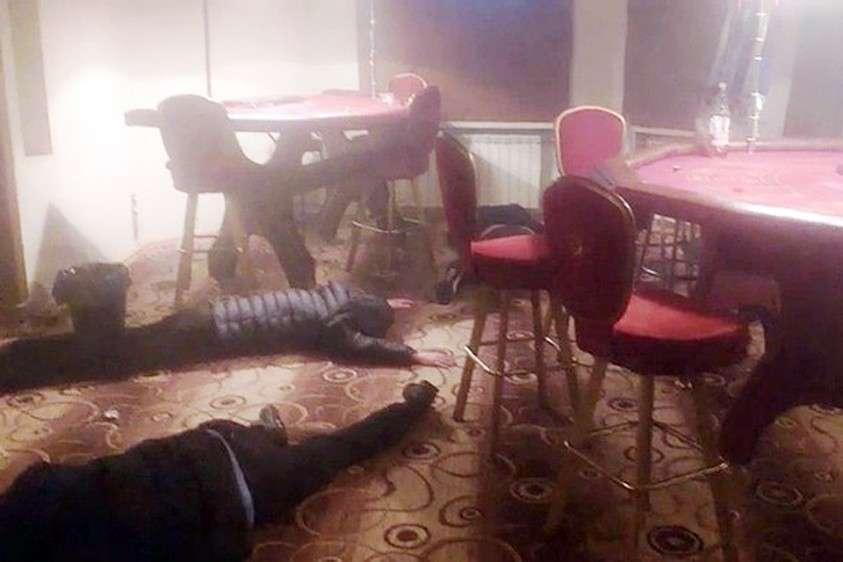 В квартире главы петербургского МО нашли подпольное казино
