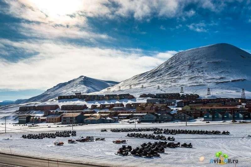 Посольство России предупредило Норвегию о самозахвате острова Шпицберген