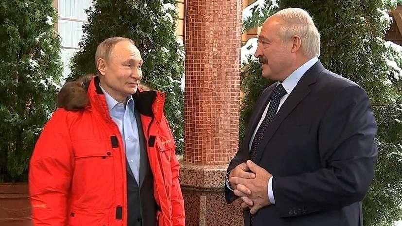 Встреча Лукашенко и Путина в Сочи: Акела опять промахнулся