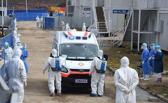 Коронавирус генетическое оружие: заражены почти 35.000 человек, но умирают только китайцы