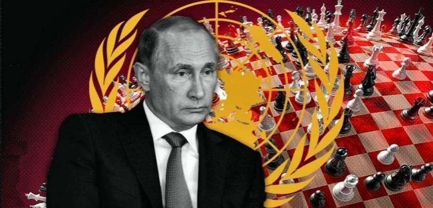 Шахматная партия Владимира Путина близится к эндшпилю