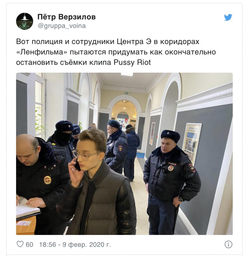 Федор Бондарчук курирует съёмку русофобских клипов Pussy Riot, посвященных сопротивлению властям?