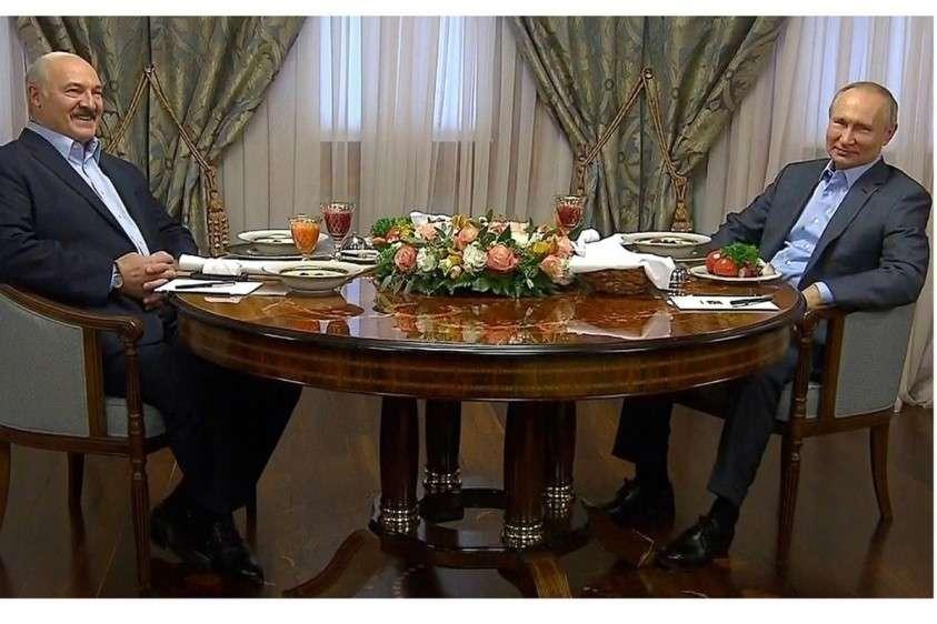 Как Лукашенко пытался шантажировать Путина по нефти в Сочи